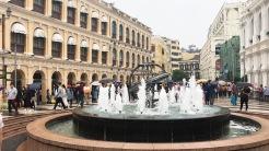 SENADO SQUARE: A very popular location crammed with energy & life